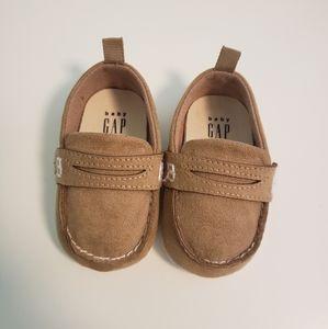 Baby Gap Khaki Loafers